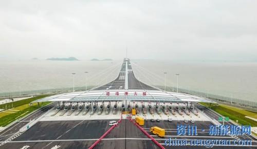 """""""量身订造""""的输变电工程为港珠澳大桥保驾护航"""