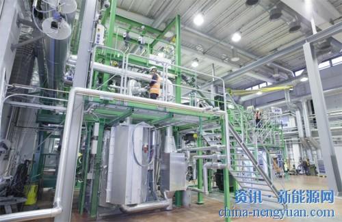新的气化方法可以将森林生物质转化为生物燃料和生物化学品