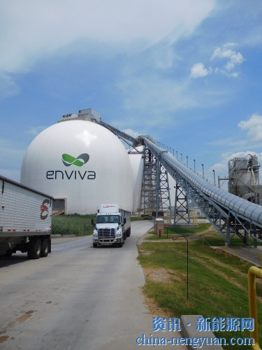 Enviva宣布新增101万吨颗粒供货合同 计划继续增加产能
