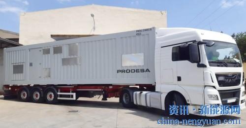 Prodesa发布了创新的集装箱式颗粒工厂