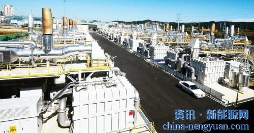 韩国:浦项制铁能源与京畿道绿色能源签署燃料电池协议