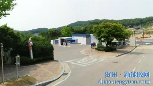 韩国:监管改革后华城市扩大了建造氢站的范围