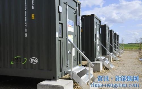 英国下一代储能电池研究获得了6800万美元的资助