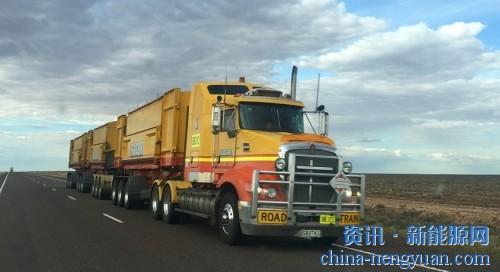 尼古拉和CNH工业宣布建立重型氢动力卡车合作伙伴关系