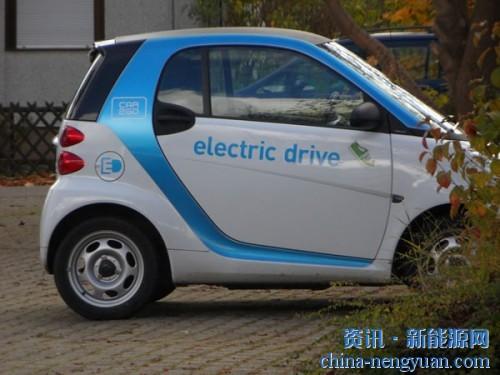 8月德国纯电动车销量再次翻倍