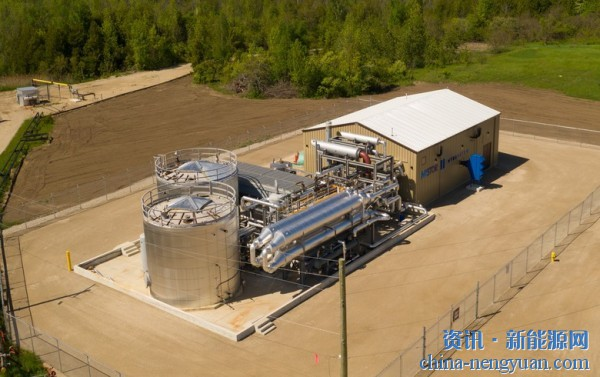 压缩空气储能公司Hydrostor完成了3700万美元的增长型融资