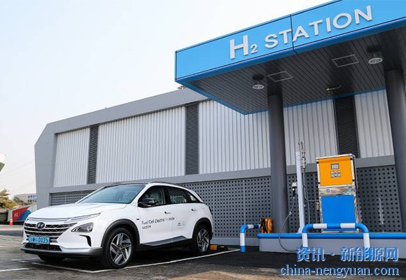 韩国和澳大利亚签署了氢合作意向书
