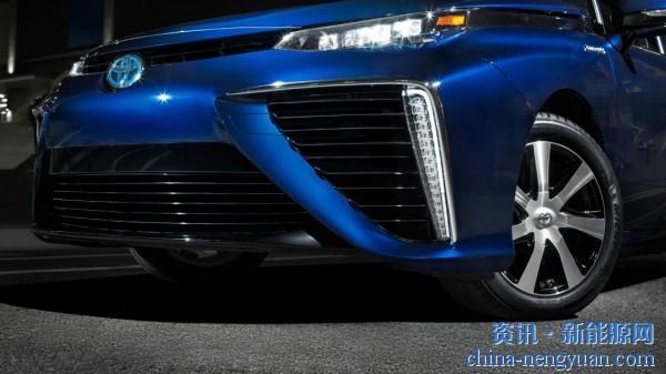 寻求突破!丰田第二代Mirai将在2020年推出