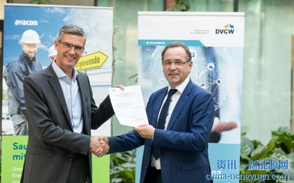 全球首次!德国将达成20%氢气入网