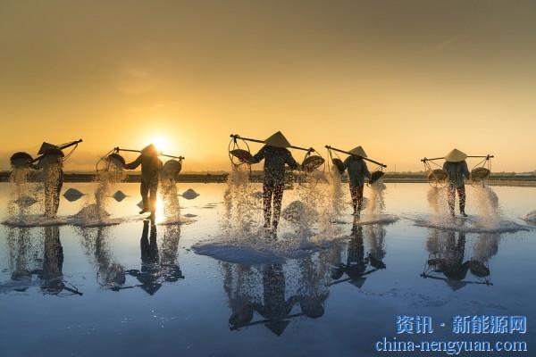越南计划到2025年增加4GW太阳能发电能力