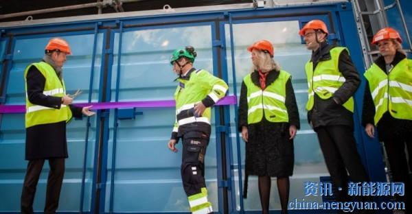 瑞典首次启动生物质能源碳捕获和储存试点