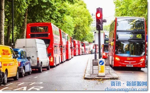 英国交通部宣布计划部署4000辆零排放公交车