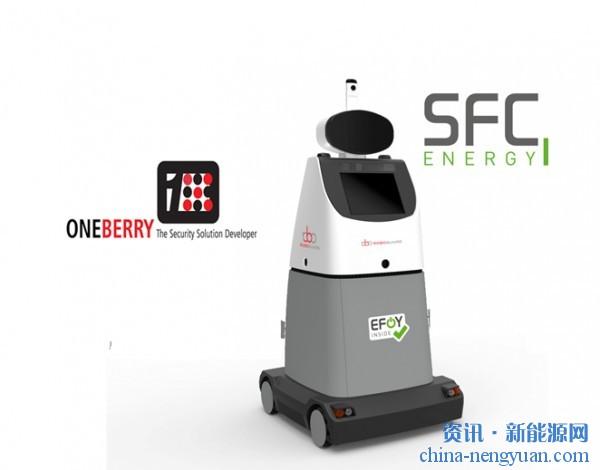 对抗COVID-19!1000个EFOY Pro燃料电池已在新加坡部署