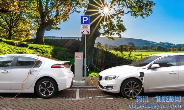"""深圳充电设施建设与新能源车发展""""并驾齐驱"""""""