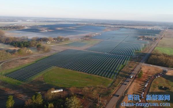 通用汽车将应用太阳能电力工程为其北美地区较大的设备磷酸原