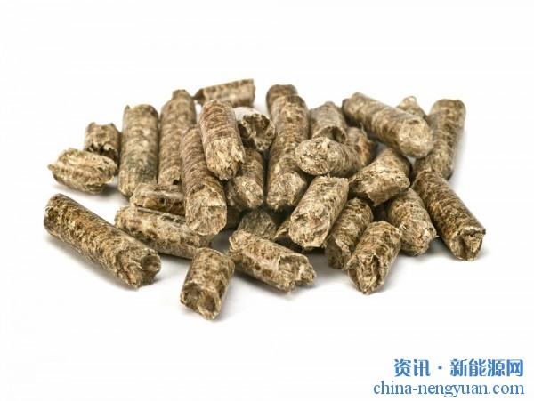 美国农业部:4月份美国木颗粒出口量达到59.5万吨