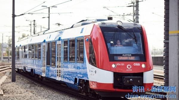奥地利:氢动力火车进入了日常铁路客运服务