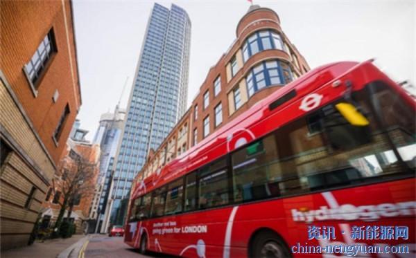 每辆低至37.5万欧元 1000辆新的氢动力公交车将驶上欧洲公路