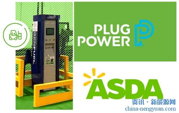 普拉格能源将氢燃料电池引入英国领先的超市零售市场