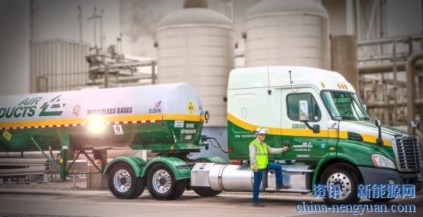 空气产品公司:需要世界级规模的项目来降低绿色氢成本