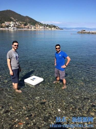 一种新的低成本技术将海水通过太阳能转化为淡水